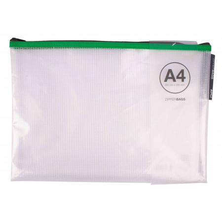 ZIPPER BAG A4