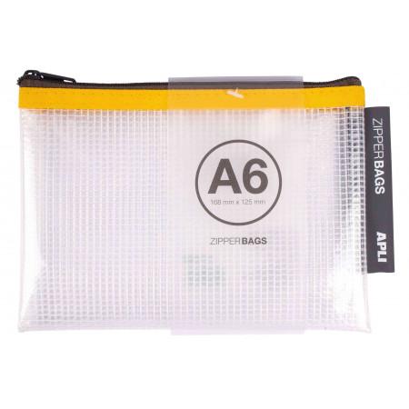 ZIPPER BAG - Format A6
