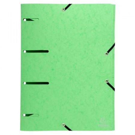 Chemise à élast. PUNCHY+ CL 375g/m² Vert