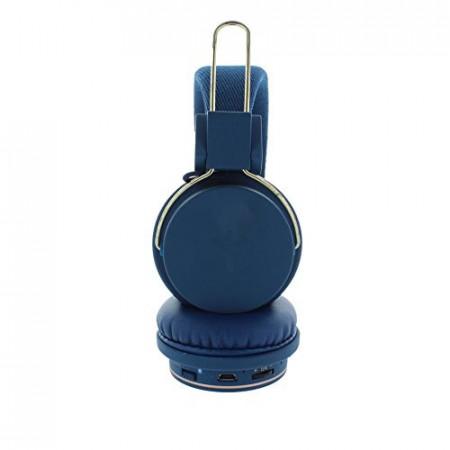 RYGHT - LUMINA - Écouteurs Bluetooth Sans Fil - Microphone intégré / Mains-libres – Bleu