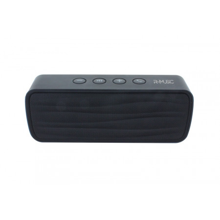R-Music - WAVE - Enceinte bluetooth sans fil - Noir