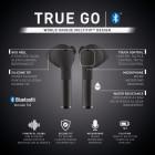 Defunc - TRUE GO - écouteurs bluetooth 5.0 - blanc