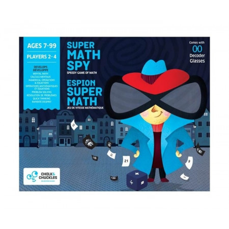 Jeu Espion Super Math