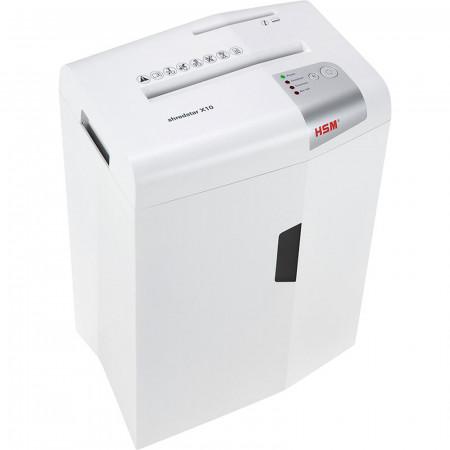 HSM shredstar X10 - 4,5 x 30mm + bloc de coupe sép. CD
