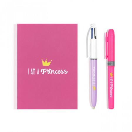 BIC My Message Kit I Am a Princess