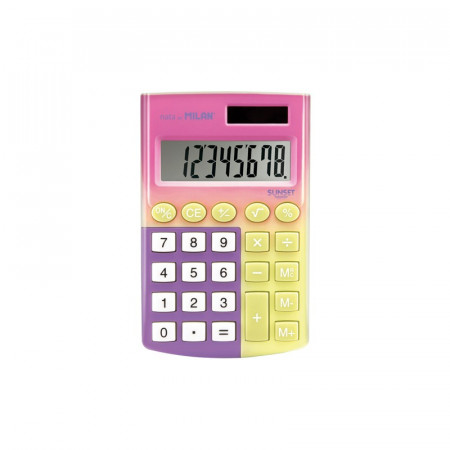 CALCULATRICE DE POCHE SUNSET