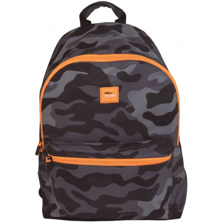 "SAC A DOS ""21L BLACK CAMOUFLAGES"""
