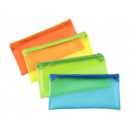 TROUSSE PLATE PVC COULEURS FLUO