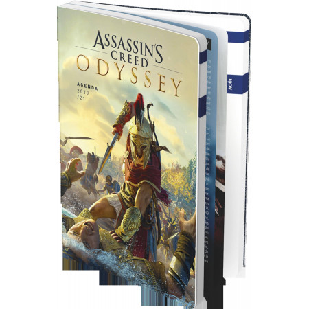 AGENDA ASSASIN'S CREED