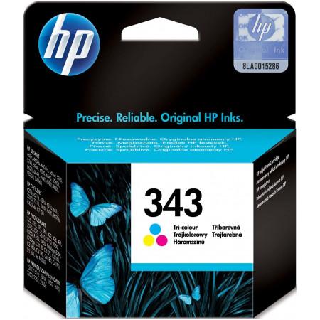 CARTOUCHE HP 343 COULEURS