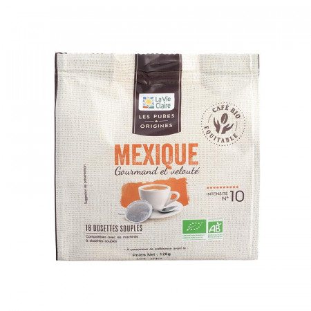DOSETTE CAFE MEXIQUE X 18