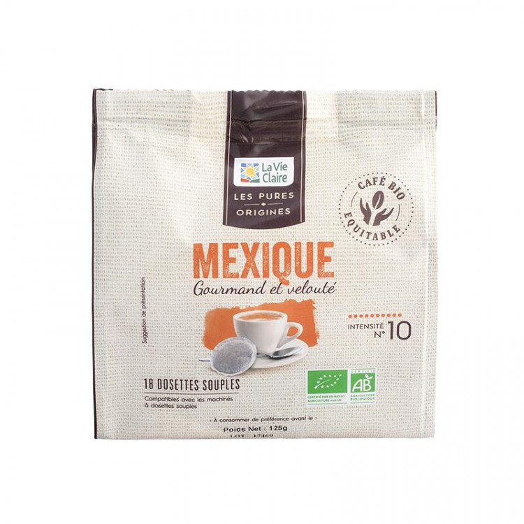 DOSETTE CAFE MEXIQUE X 18