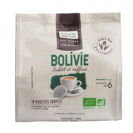DOSETTE CAFE BOLIVIE X 18
