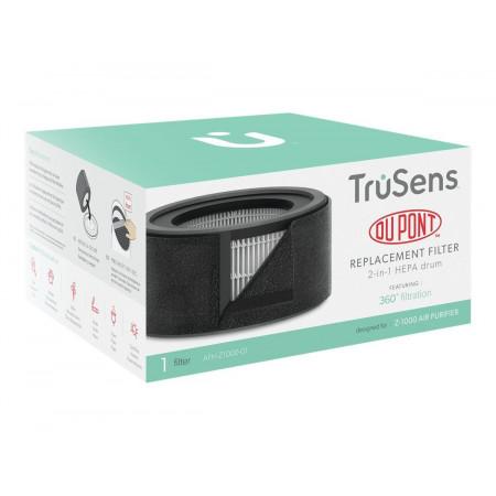 Filtre Tambour HEPA 2-en-1 de Rechange Dupont pour purificateur d'air TruSens Z3000