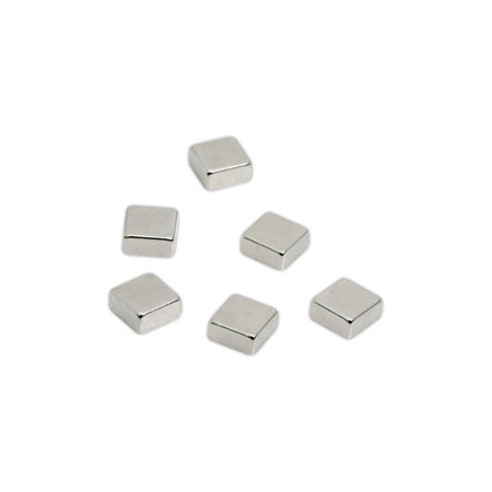 SUPER MAGNET 10*10MM (X6)