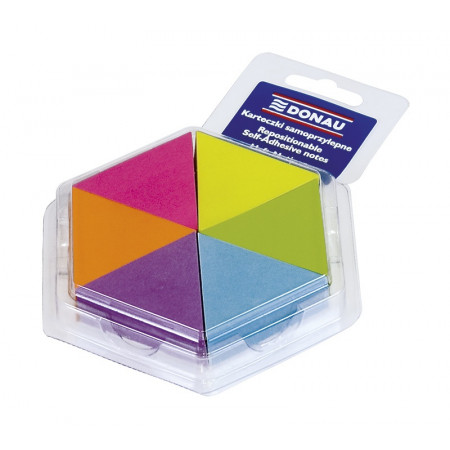 POST IT TRIANGLE 900F FLUO