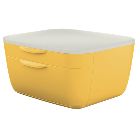 Bloc de classement, Leitz Cosy jaune