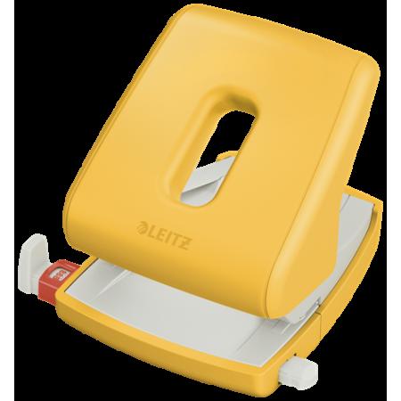 Perforateur Leitz Cosy jaune