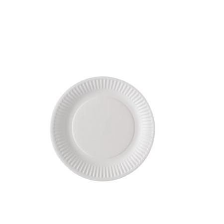 Assiette ronde carton Ø 48