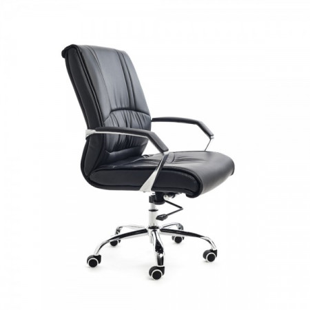 """FAUTEUIL DIRECTION """"CUIR MAURO"""""""