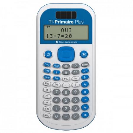 Calculatrice TI-Primaire Plus - Texas Instrument