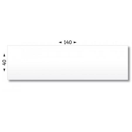 BTE 1000 ETIQ/AFFR140*40 UNITE