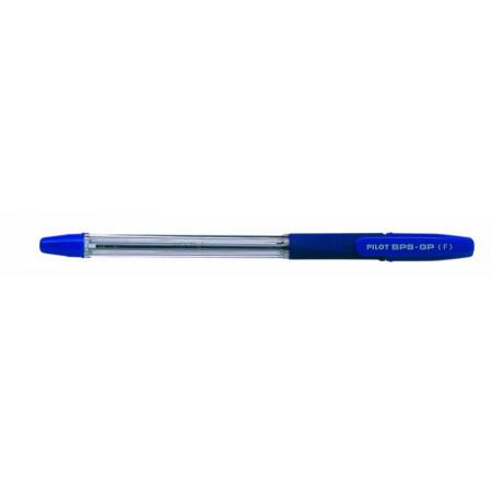 STYLO BILLE - BPS-GP-F- 0,7mm - EPAISSEUR DE TRAIT FIN - BLEU