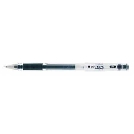 ROLLER ENCRE GEL - G-TEC-C4 - 0,4mm - EPAISSEUR DE TRAIT - NOIR