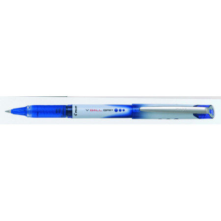 STYLO ROLLER ENCRE LIQUIDE - VBALL GRIP 0,5 - 0,5mm - EPAISSEUR DE TRAIT - BLEU
