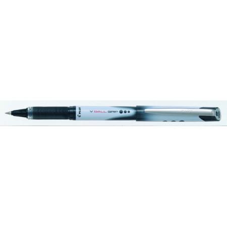 STYLO ROLLER ENCRE LIQUIDE - VBALL GRIP 0,5 - 0,5mm - EPAISSEUR DE TRAIT - NOIR