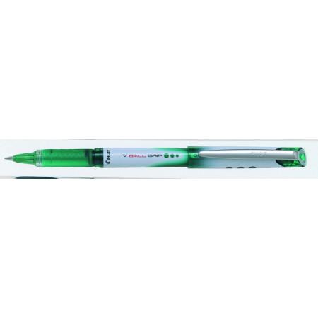 STYLO ROLLER ENCRE LIQUIDE - VBALL GRIP 0,5 - 0,5mm - EPAISSEUR DE TRAIT - VERT