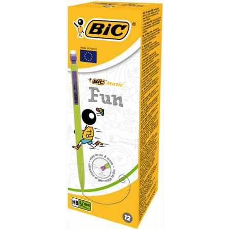 BTE DE 12 PORTES MINES - 0,7mm - EPAISSEUR DE TRAIT