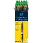 SURLIGNEURS - SURLIGNEUR XTRA HIGHLIGHTER - 1 + 4mm - EPAISSEUR DE TRAIT - VERT