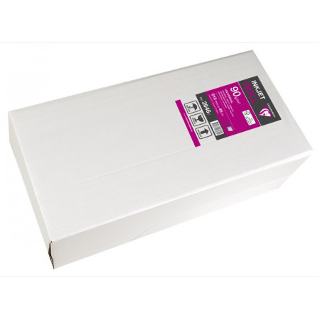 BOBINE PAPIER OFFSET 610MM X45M 90GR