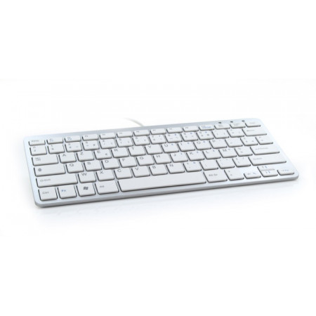 CLAVIER MINI DESIGN TOUCH USB BLACK
