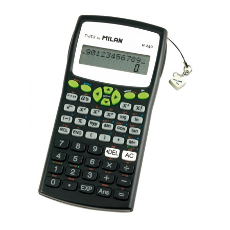 CALCULATRICE SCIENTIFIQUE 240 FONCTIONS