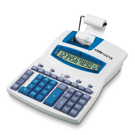 CALCULATRICE IMPRIMANTE IBICO 1221X