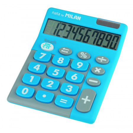 CALCULATRICE DE TABLE 10CHIFFRES TOUCH DUO