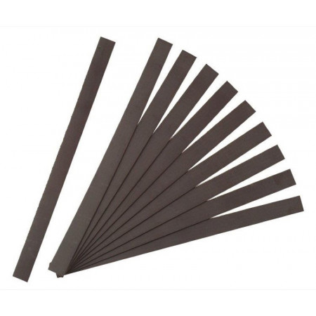 BANDES AIMANTÉES ADHESIVES 30CM (LOT 10)