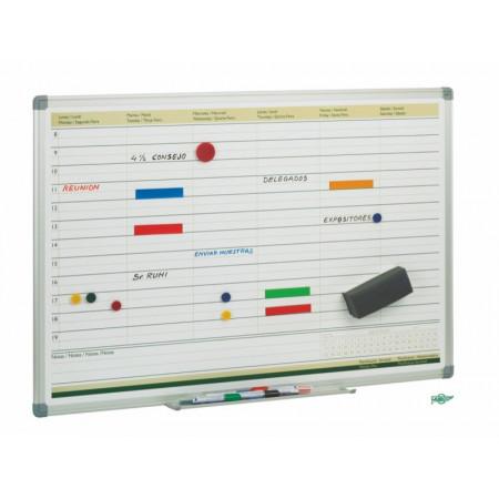 TABLEAU PLANNING HEBDOMADAIRE 600X900