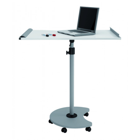 TABLEAU/TABLE CHEVALET MOBILE MAGNETIQUE AJUSTABLE