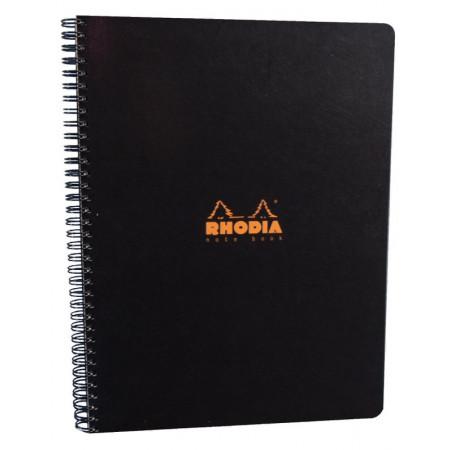 NOTEBOOK A4 5X5 160P