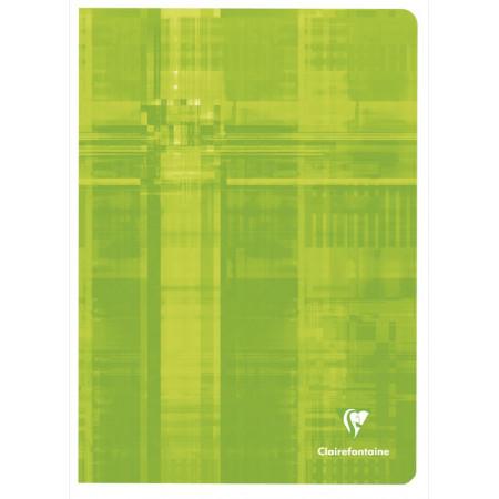 CAHIER PIQÛRE, Format A4, Grands Carreaux, 21X29.7 - 96 PAGES SEYES CLAIREFONTAINE
