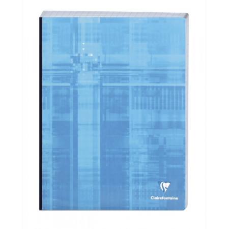 CAHIER BROCHURE, Grand Format, Grands Carreaux, 24X32 - 192 PAGES SEYES CLAIREFONTAINE