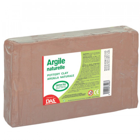 ARGILE ROUGE 1KG