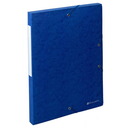 BOITES DE CLASSEMENT EUROBOX - 25MM - BLEU