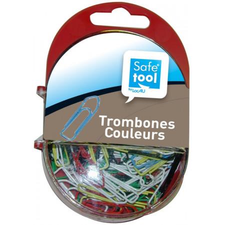 CLIP COLOR 100 TROMBONES COULEURS