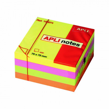LOT 4 APLINOT 75*75FLUO JA/FUS/VER/OR