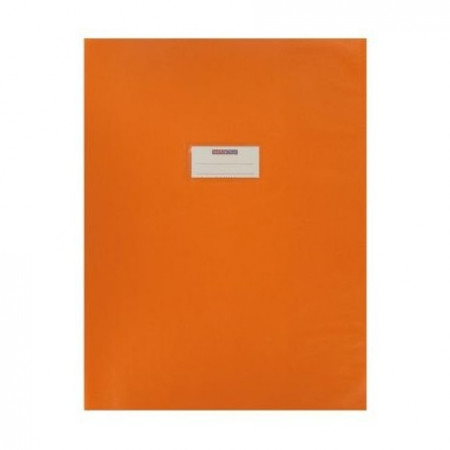 PROTEGE CAHIER 17X22 ORANGE
