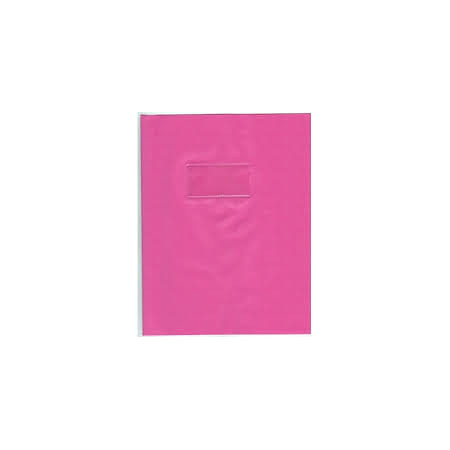 PROTEGE CAHIER 17X22 ROSE